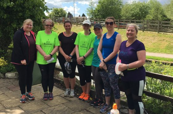 May CaRT – Let's get our glutes on!!